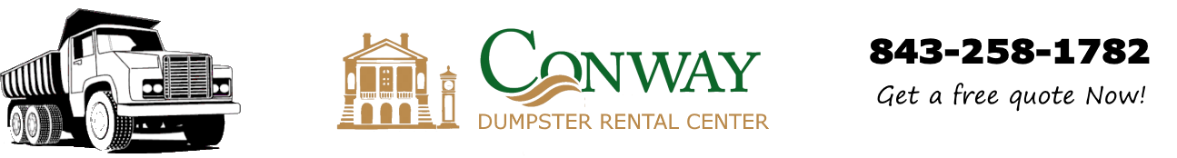 Conway Dumpster Rental Center