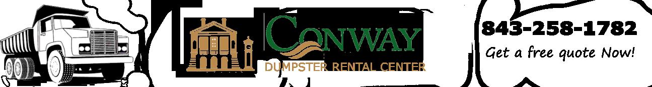 Conway Dumpster Rental Center